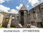 Ruins Of Famous Stone Fortress  ...