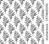 Leaf Vector Sketch Hand Drawn...