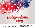 happy independence day holiday...   Shutterstock .eps vector #1974867026