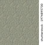 green leaves on green...   Shutterstock .eps vector #1974895730