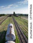 train station of satu mare city ... | Shutterstock . vector #197494466