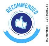 customer feedback and... | Shutterstock .eps vector #1975006256