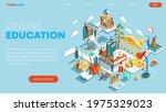 modern flat design isometric... | Shutterstock .eps vector #1975329023