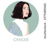 illustration of cancer...   Shutterstock .eps vector #1975385060