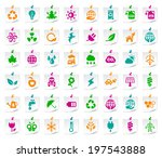 Set Of 48 Universal Colored...