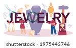 jewelry typographic header.... | Shutterstock .eps vector #1975443746