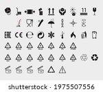 set of packaging symbol. vector ...   Shutterstock .eps vector #1975507556
