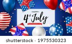 july  4 independence day in usa ...   Shutterstock .eps vector #1975530323