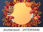 Autumn Holiday Seasonal...