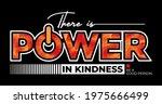 power in kindness  modern... | Shutterstock .eps vector #1975666499