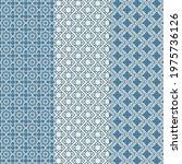 arabic pattern. arab ornament.... | Shutterstock .eps vector #1975736126