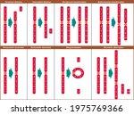 chromosomal aberrations in... | Shutterstock .eps vector #1975769366