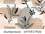 seamless pattern with abstract...   Shutterstock .eps vector #1975917920