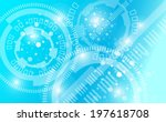 abstract background | Shutterstock .eps vector #197618708