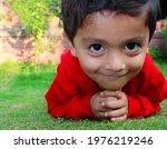 Portrait Of A Little Boy ...