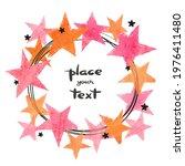 abstract circle vector...   Shutterstock .eps vector #1976411480