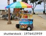 May 14  2021 Santa Monica...