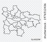 high quality map of glasgow is...