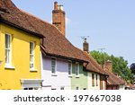 vibrant town houses in...