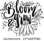 motivational inspirational... | Shutterstock .eps vector #1976859980