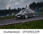 Riga latvia16 05 2021 drift bmw ...