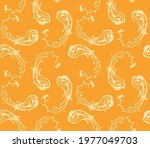 italian majolica tile....   Shutterstock .eps vector #1977049703