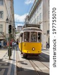 lisbon  portugal   april 19 ... | Shutterstock . vector #197755070
