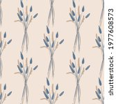 vector seamless pattern with... | Shutterstock .eps vector #1977608573