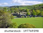 Burnsall Village Yorkshire Dales