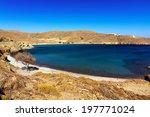 astypalea beach  steno | Shutterstock . vector #197771024