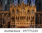 ely  cambridgeshire uk  ... | Shutterstock . vector #197771123
