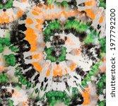 tie dye spiral shirt. gray...   Shutterstock .eps vector #1977792200