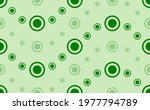 seamless pattern of large and...