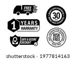 e commerce vector icon set... | Shutterstock .eps vector #1977814163