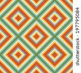 seamless geometric pattern... | Shutterstock .eps vector #197795084