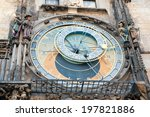 The Prague Astronomical Clock ...