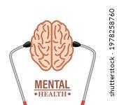 background of world mental... | Shutterstock .eps vector #1978258760