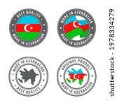 made in azerbaijan   set of... | Shutterstock .eps vector #1978334279