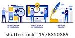mobile media optimization ...   Shutterstock .eps vector #1978350389