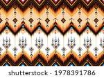 abstract ethnic geometric... | Shutterstock .eps vector #1978391786
