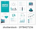 infographic brochure template....   Shutterstock .eps vector #1978427156