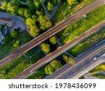 Complex Of Railway Bridges Over ...