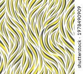 seamless abstract  grey  yellow ... | Shutterstock .eps vector #1978490909