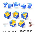 logic game for smartest. find... | Shutterstock .eps vector #1978598750