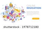 modern flat design isometric... | Shutterstock .eps vector #1978712180