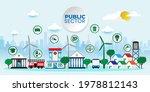 governmental system citizen... | Shutterstock .eps vector #1978812143