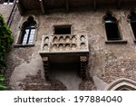 Balcony Of Romeo And Juliet In...