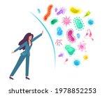 countering viruses. fight... | Shutterstock .eps vector #1978852253
