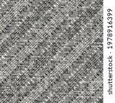 monochrome glitched textured... | Shutterstock .eps vector #1978916399