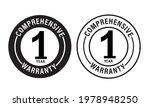 power train warranty abstract.... | Shutterstock .eps vector #1978948250